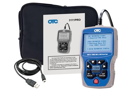 OTC (3111PRO) Trilingual Scan Tool OBD II pic